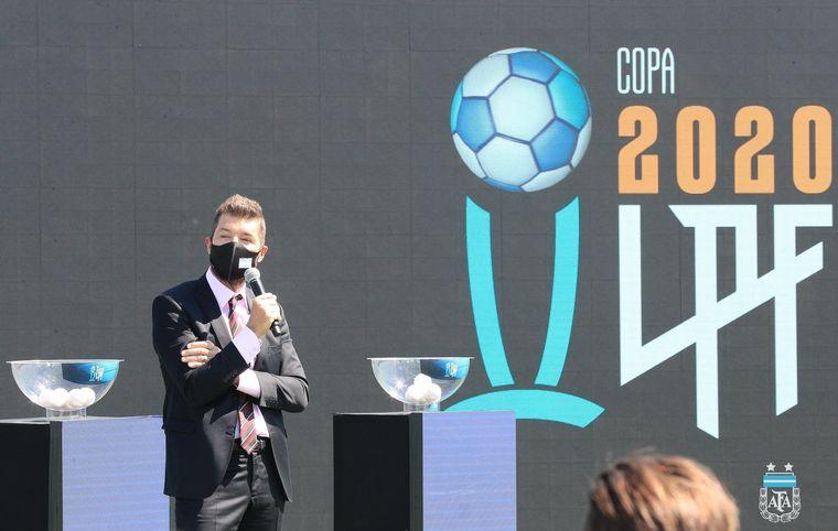 """"""" FUTBOL """" : Zona por zona, conocé los grupos de la Copa de la Liga"""