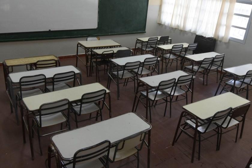Se confirmo el primer caso de coronavirus en una escuela de Buenos Aires