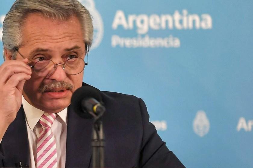 El presidente Alberto Fernández convocó a empresarios, sindicalistas y organizaciones sociales para reflotar el pacto social