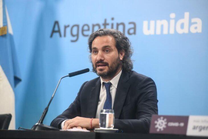 """Santiago Cafiero: """"Va a ser la campaña de vacunación más grande de la historia"""""""