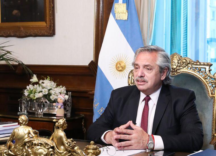 Alberto Fernandez anunció que enviará el proyecto de aborto legal