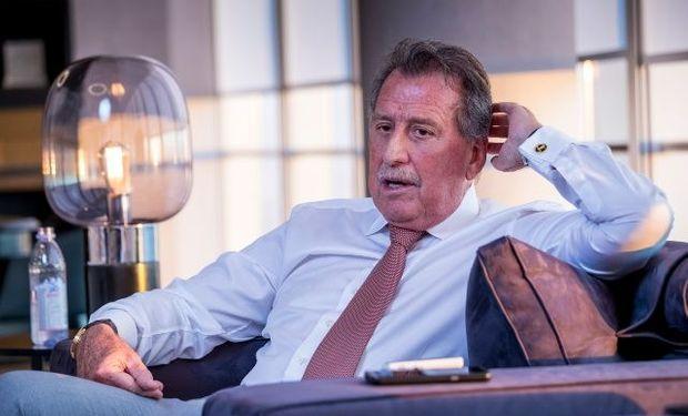 Murió el banquero Jorge Brito en un accidente de helicóptero en la provincia de Salta