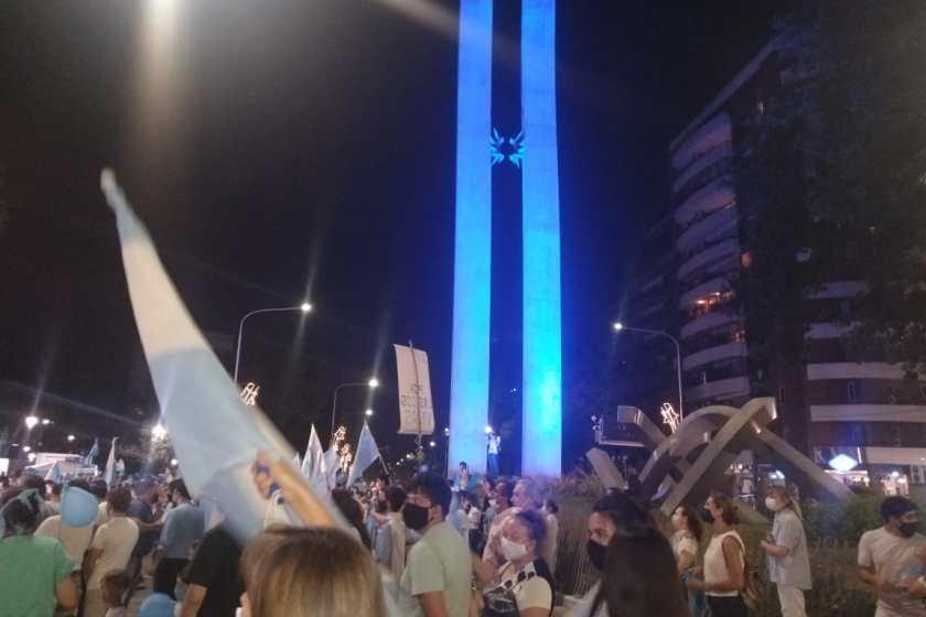 Miles de tucumanos participaron de la manifestación Provida  (Galería de imagenes)