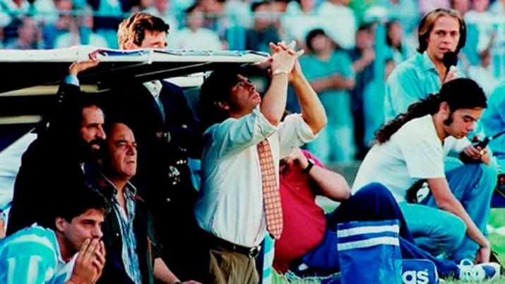 """Segun , Carlos Fren: """"Maradona empezó a consumir cocaína en 1981 cuando jugaba en Boca″"""