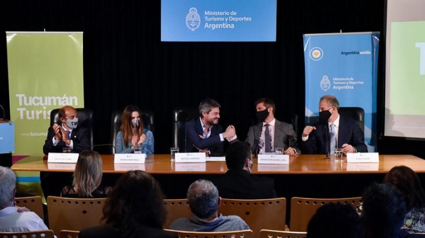 TURISMO: Tucumán lanzó la temporada en Buenos Aires