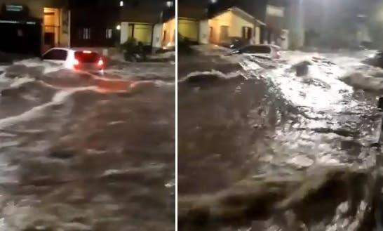 Dos tucumanos mueren electrocutados en medio de la tormenta