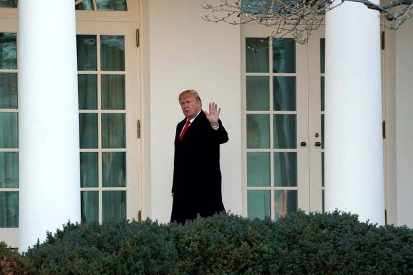 EE.UU: Renuncias en el equipo de gobierno de  Trump tras el ataque de sus seguidores al Capitolio
