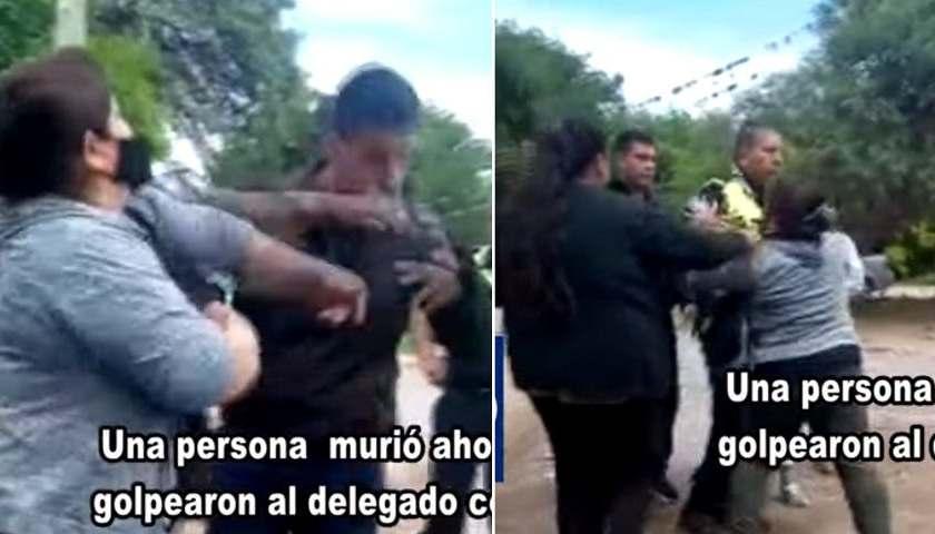 Tucuman: Tras morir ahogado un vecino, le dan una paliza al delegado comunal de la localidad de Tapia ( VIDEOS)