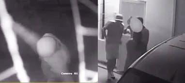 (VIDEO)En Las Talitas  el vecino de al lado fue pedir hielo y de paso lo asalto