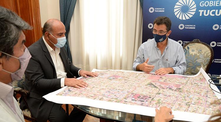 El gobernador Juan Manzur enviará a la Legislatura el proyecto para la urbanización de barrios populares