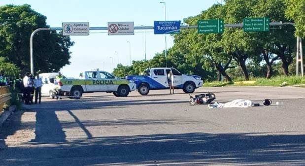 Tucuman: Asesinan a un enfermero en un intento de robo, ocurrió en el acceso norte