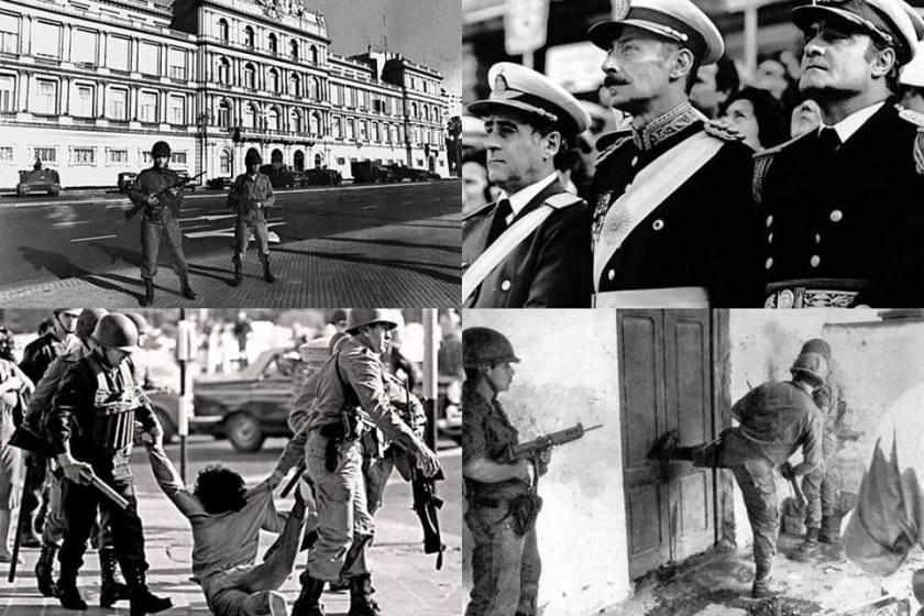 A 45 años del Golpe de Estado mas sangriento y deleznable de la historia Argentina: Memoria, Verdad y Justicia