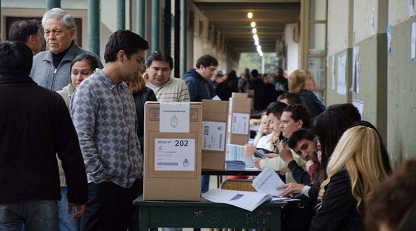ELECCIONES: Las PASO seran el 8 de agosto