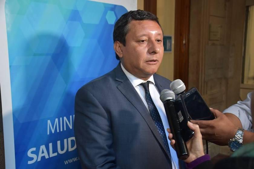 """Darío Monteros furioso contra la oposición por """"desacreditar la campaña de vacunación"""" en Tucumán"""