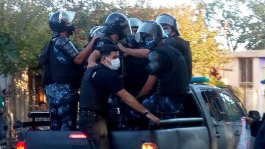 DENUNCIAN: Estado policial en Andalgalá