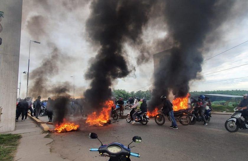 Enrique Romero pidió a la Justicia que libere los cortes de tránsito de los choferes de UTA