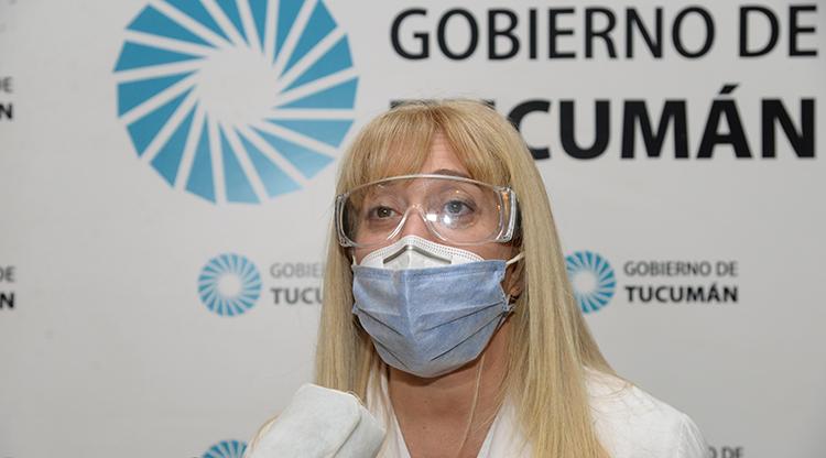 """"""" INCREIBLE"""" : Rossana Chahla, avala los descuentos contra el personal de salud en Tucuman"""