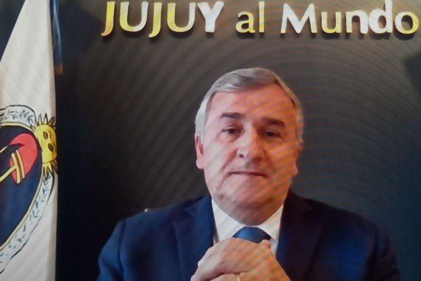 """"""" Jujuy ya negocia con China la compra de  un millón de  vacunas """""""