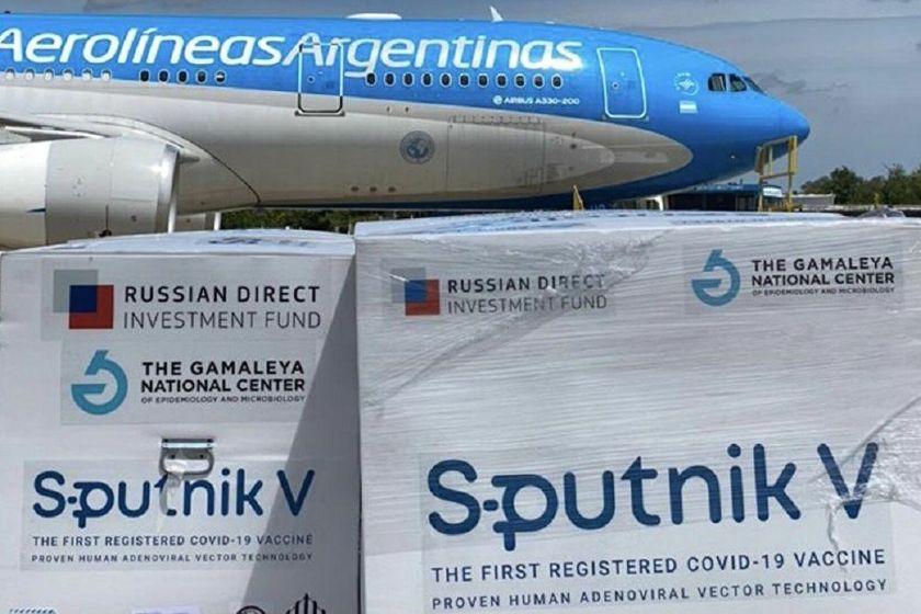 Tucuman: Llegan nuevas dosis del componente 2 de la vacuna Sputnik V