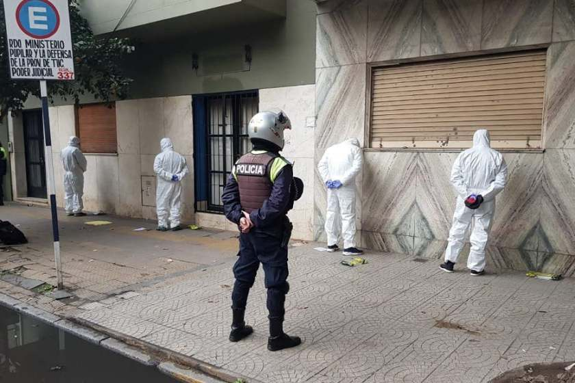 """"""" POLI-NARCOS """": El taxista dijo que los policías que se lo llevaron querían droga por su rescate y no pudieron ubicarlo para que declare"""