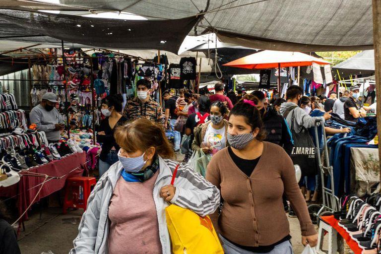 ECONOMIA: La mitad de los hogares argentinos vive con menos de $60.000 por mes