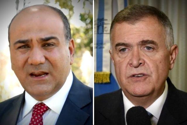 Interna del Pj : La lista de candidatos profundizó la grieta entre Jaldo y Manzur