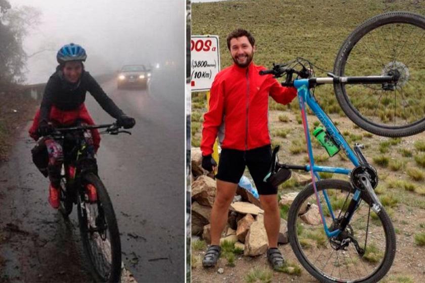 Encontraron en la Quebrada del Portugués a los bikers perdidos