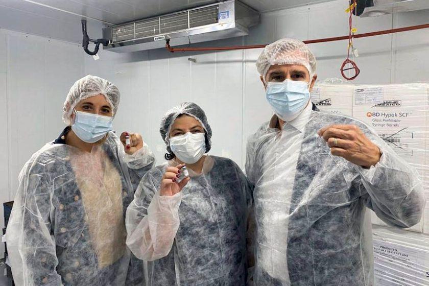 Coronavirus en Argentina: anuncian que producirán en el país dos millones de segundas dosis de Sputnik por mes a partir de agosto