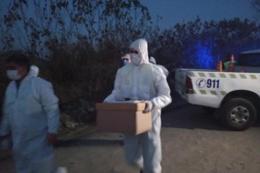 Encuentran el cuerpo de una mujer cerca de un basural, ocurrió en Concepcion