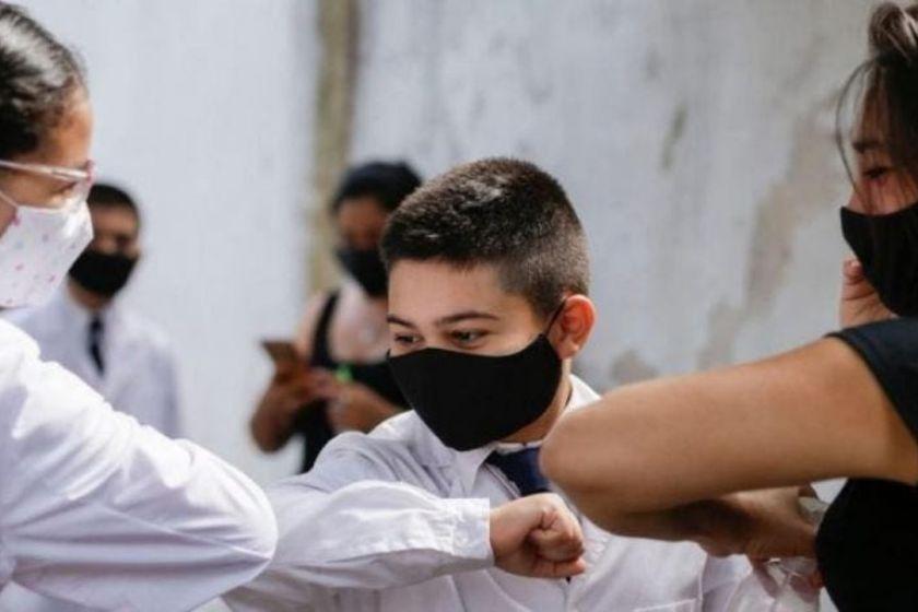 TUCUMAN: Desde este lunes vuelven las clases presenciales