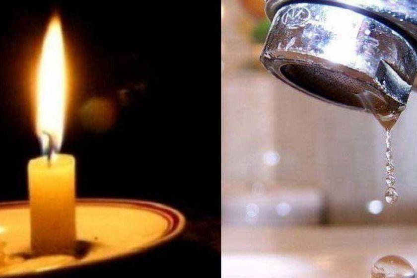 Abandono de los habitantes de Arcadia: Hace 7 meses estan sin luz y sin agua