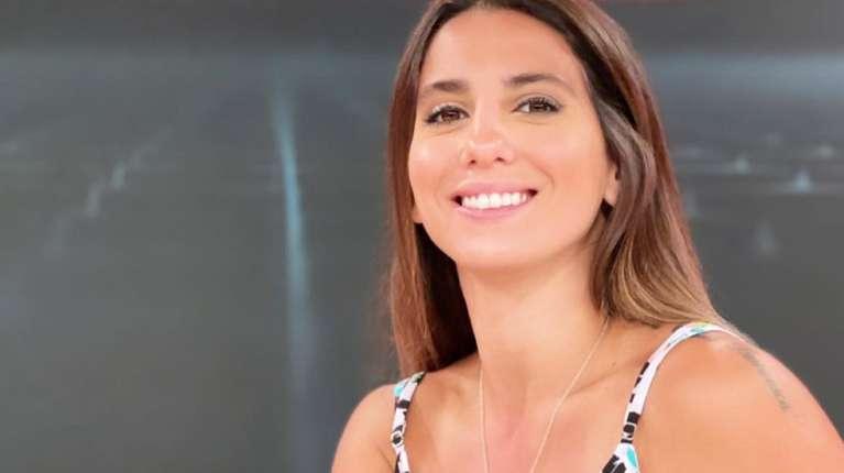 Porno-candidata: Cinthia Fernández posteó una foto desnuda como parte de su campaña electoral