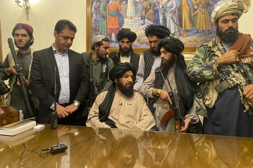 Editorial (*) El narcoestado talibán