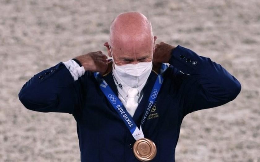 OLIMPIADAS: Ganó una medalla a los 62 años