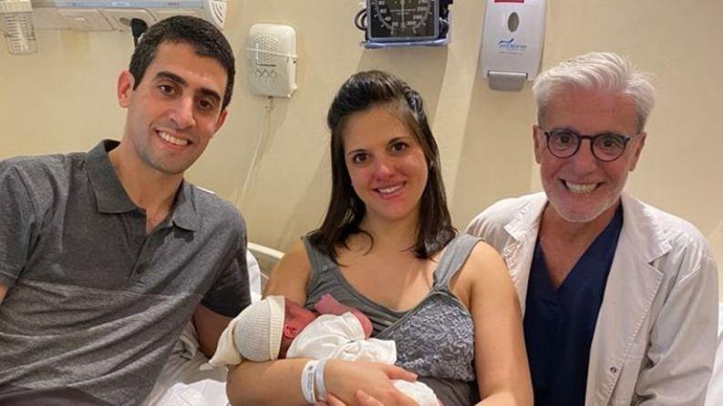 """Nació el primer bebé """"de tres padres"""" en Argentina"""