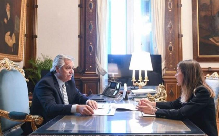 El presidente Fernandez anunció un aumento para las asignaciones familiares