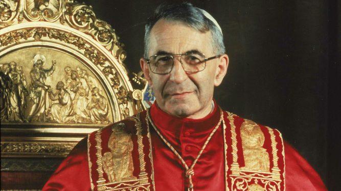 Francisco autorizó la beatificación de Juan Pablo I