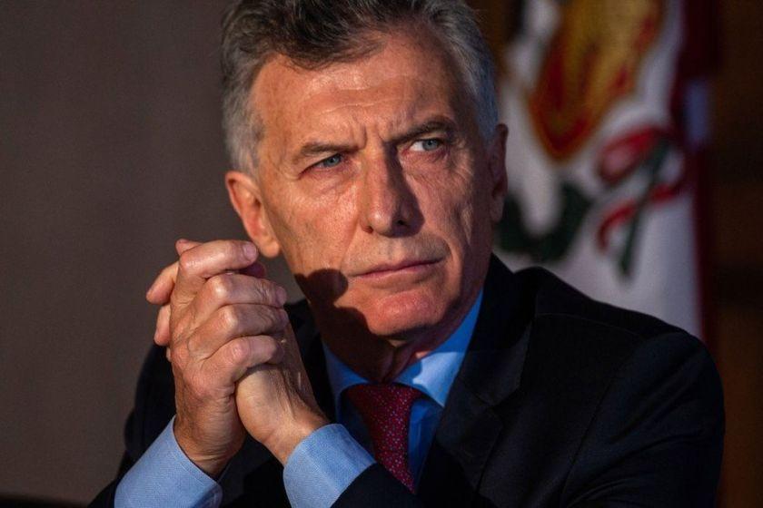 El ex-presidente Macri fue citado por la justicia a indagatoria y se le prohibió la salida del país