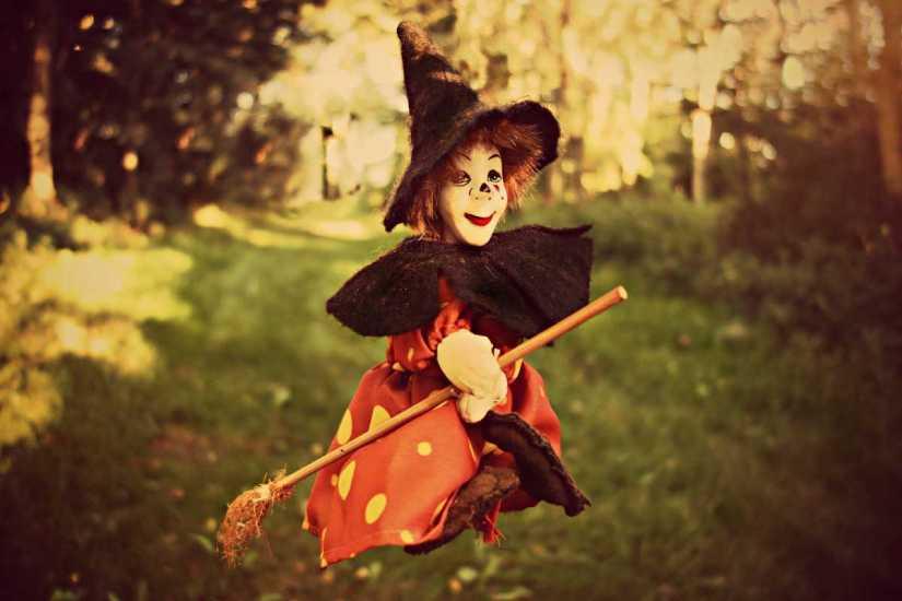 sueños con luchar contra brujas