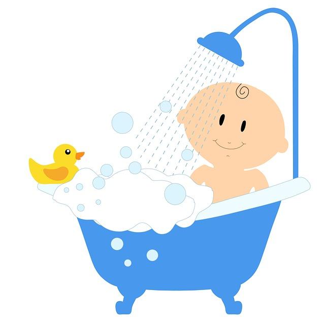 soñar con ducha