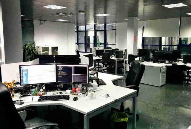 significados de los sueños con oficinas