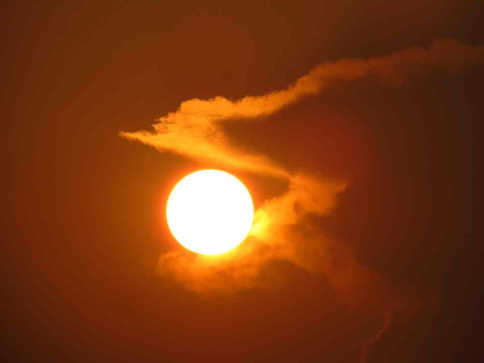 El significado de los sueños con el sol