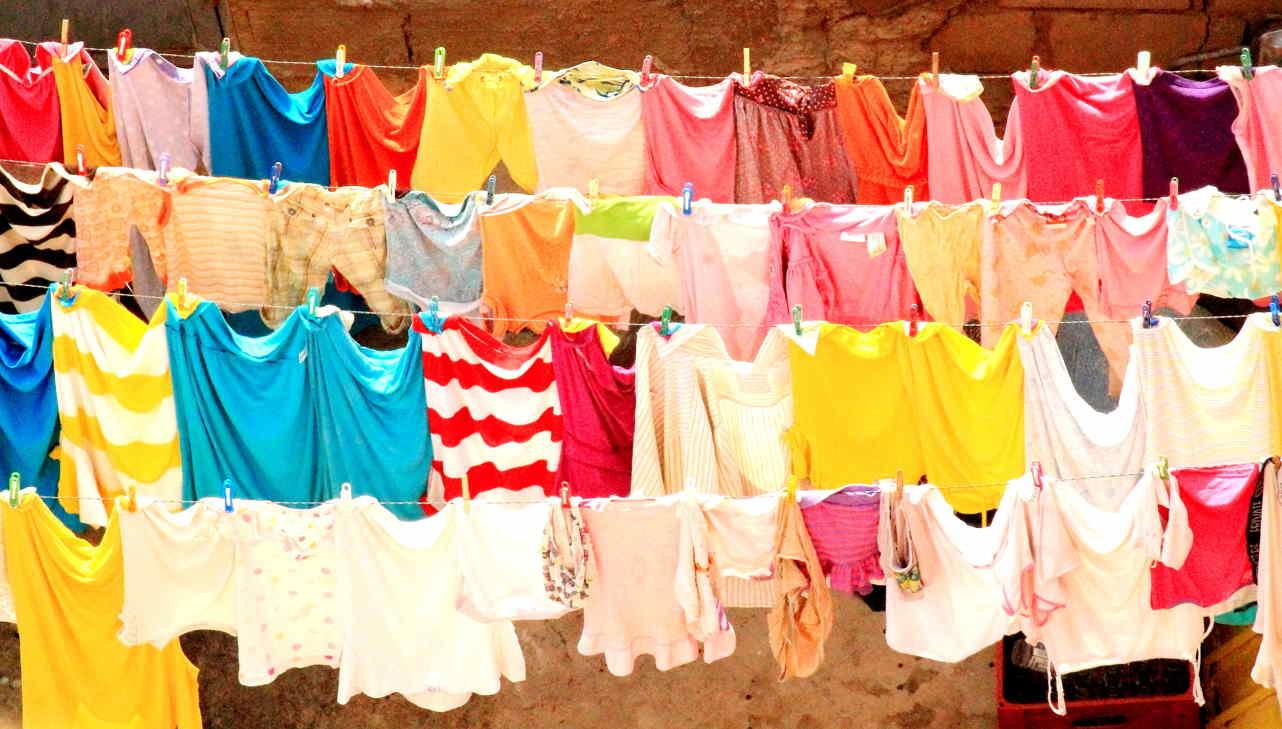 sueños con ropa
