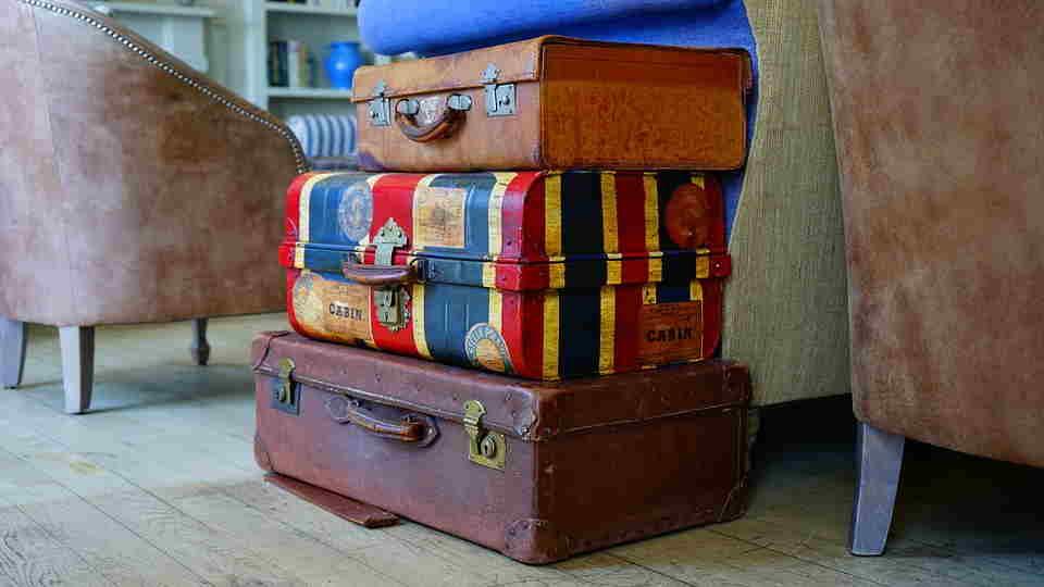 interpretación de soñar con maletas grandes