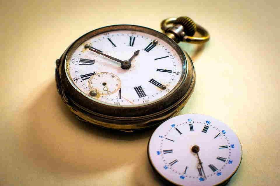 sueños con reloj de oro