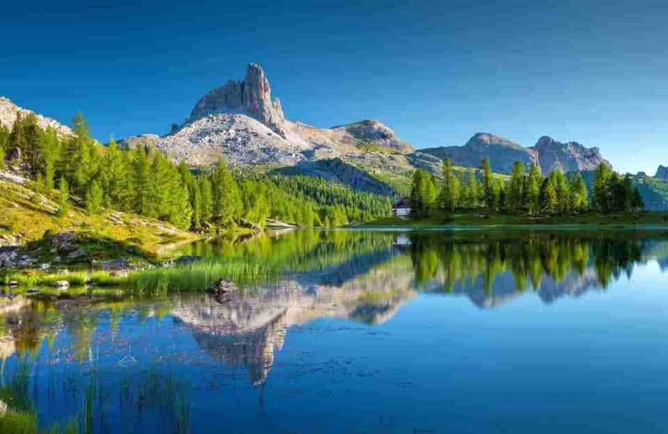 interpretación de soñar con lago