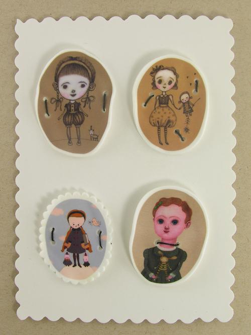Elsita\'s buttons