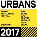 Valencia – Urbans Festival 16 y 17 de Septiembre 2017