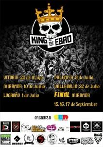 Burgos – King of the Ebro 15, 16 y 17 de Septiembre 2017