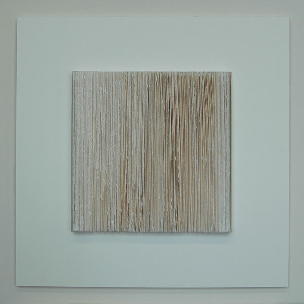 Els Moes, 2010, paperwork, 45x45cm, private collection